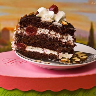 La Forêt Noire – Black Forest Cake