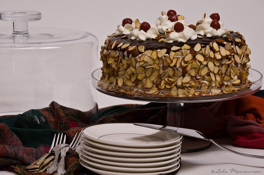 Foret Noire Cake Recipe