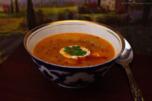 Mung Bean Soup Recipe