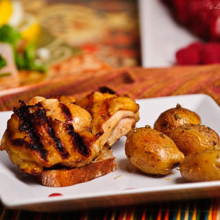 Chicken Mishwi Recipe