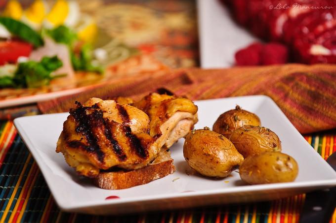 Chicken Mishwi