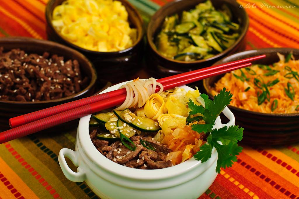 Корейское блюдо кукси рецепт с фото