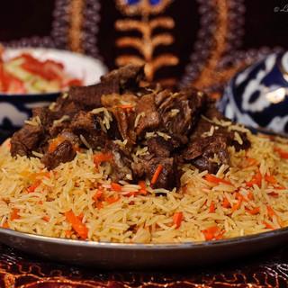 Uzbek Plov Recipe
