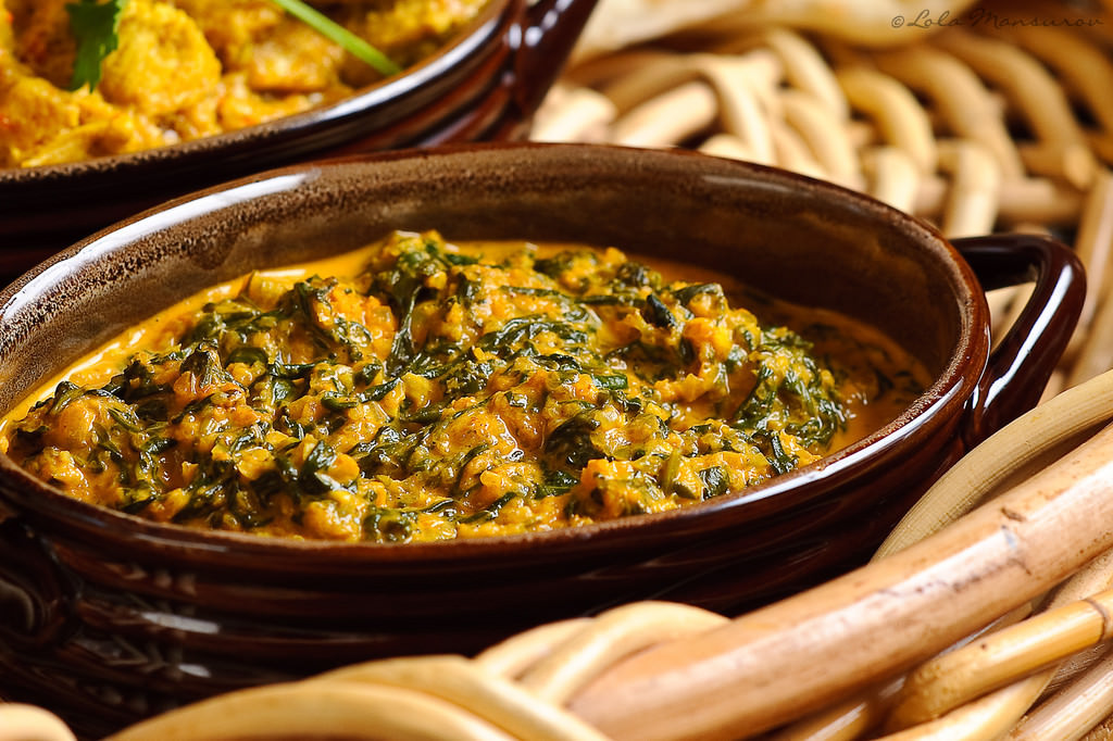 recipe: saag chicken recipe [32]