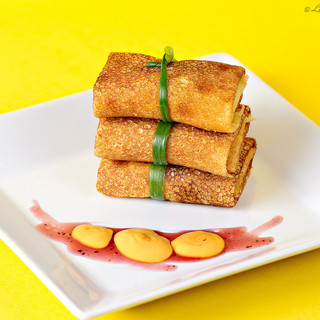 Meat Blintzes Recipe