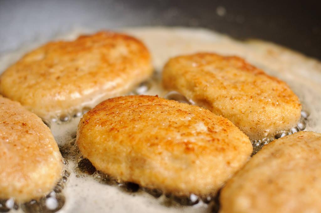 Chicken Cutlet Recipe - Tasty & Healthy Arbuz