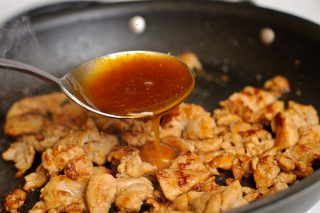 Teriyaki chicken #34