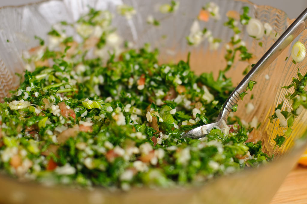 Tabouleh Recipe - Tasty Arbuz
