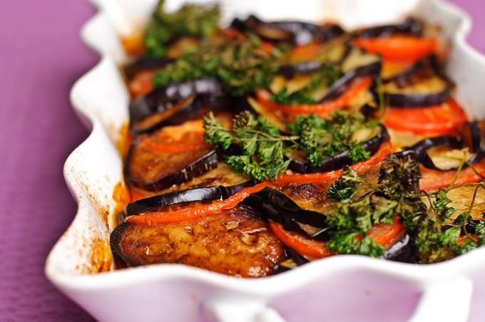 Eggplant Casserole main #2