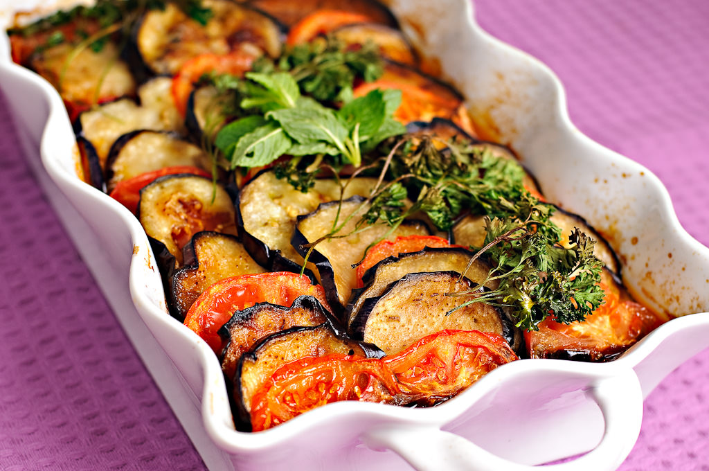Eggplant casserole recipe forumfinder Image collections