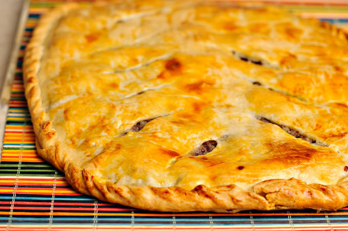 Meat Pie #1