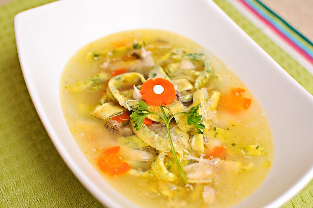 Chicken Noodle Soup Recipe For Kids Egg Noodle Chicken Soup