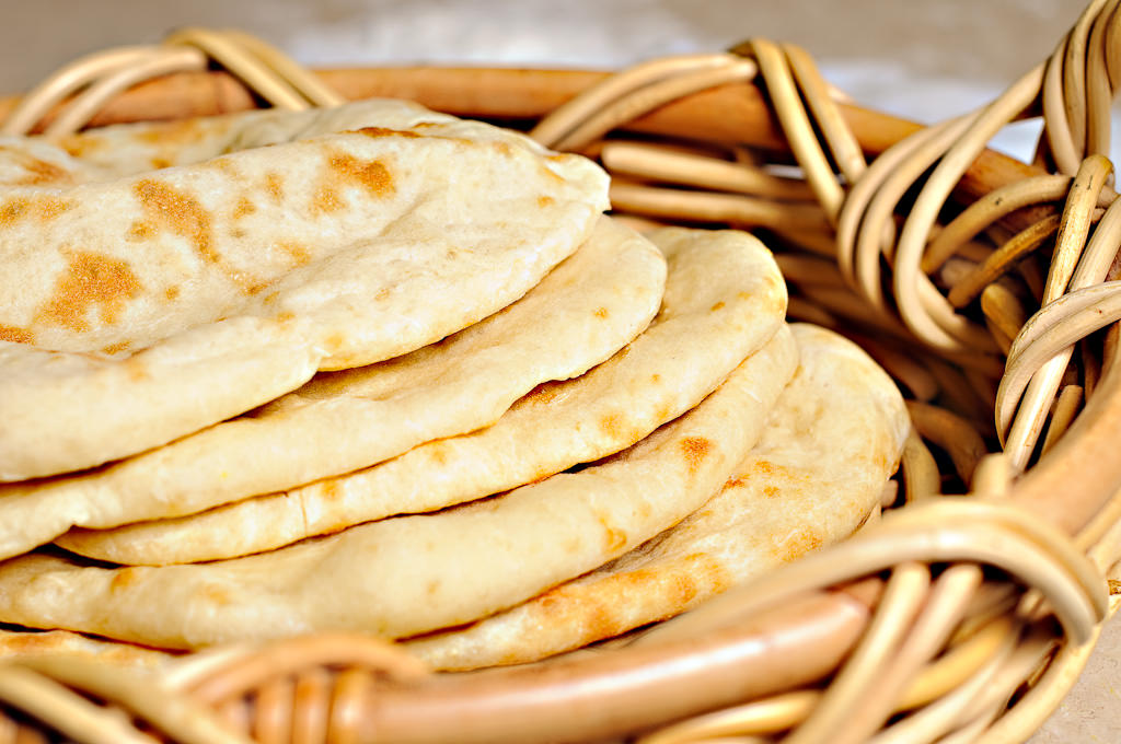 Naan Recipe - Healthy Arbuz