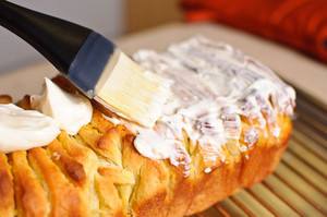 Lemon Scented Pull Apart Coffee Cake #55