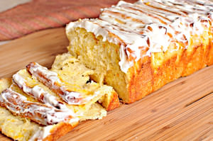 Lemon Scented Pull Apart Coffee Cake #57