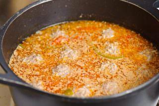 Meatball Soup #22