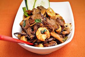 Mongolian Triple Recipe