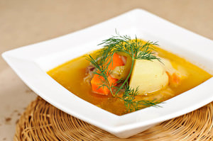 Shurpa – Lamb and Vegetable Soup Recipe