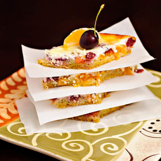 Fruit and Cheese Bars