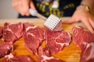 Beef Stroganoff #2