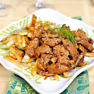 Beefstroganoff Recipe