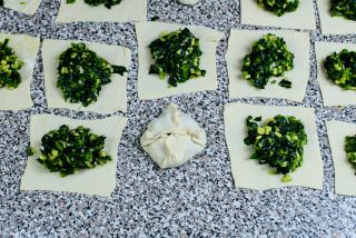 Mini Spinach Pies-20