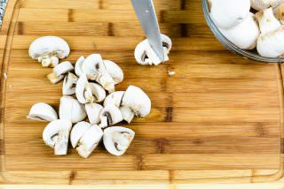 Sauteed Mushrooms in Cream-2