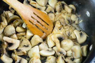 Sauteed Mushrooms in Cream-7