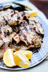 Grilled Boneless Chicken Thigh Recipe