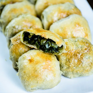 Mini Spinach Pie Recipe