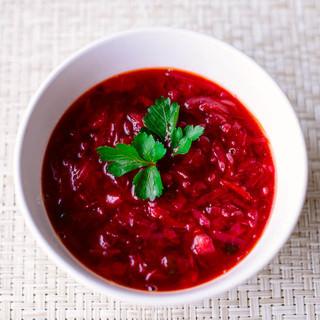 Red Borscht Recipe