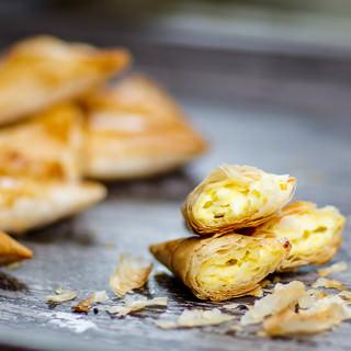 Easy Cheese Samosa Recipe