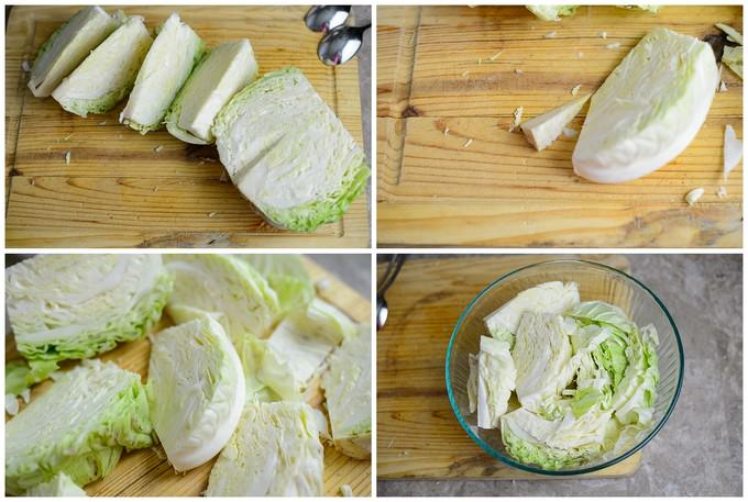 how to cook boiled cabbage with vinegar