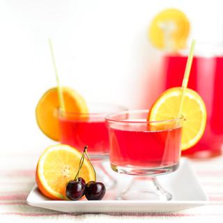 Cherry Kompot Recipe