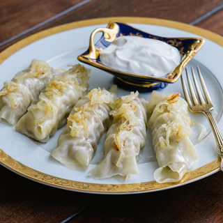 Hamir Hasip (Beef Dumpling) Recipe