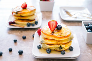 Best Blueberry Pancake Recipe