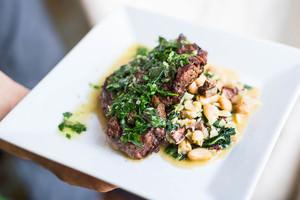 Sausage Fricassee Recipe