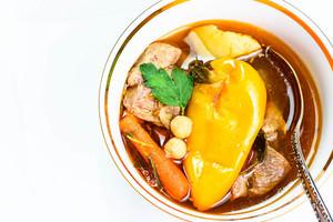 Clay Pot Soup Recipe