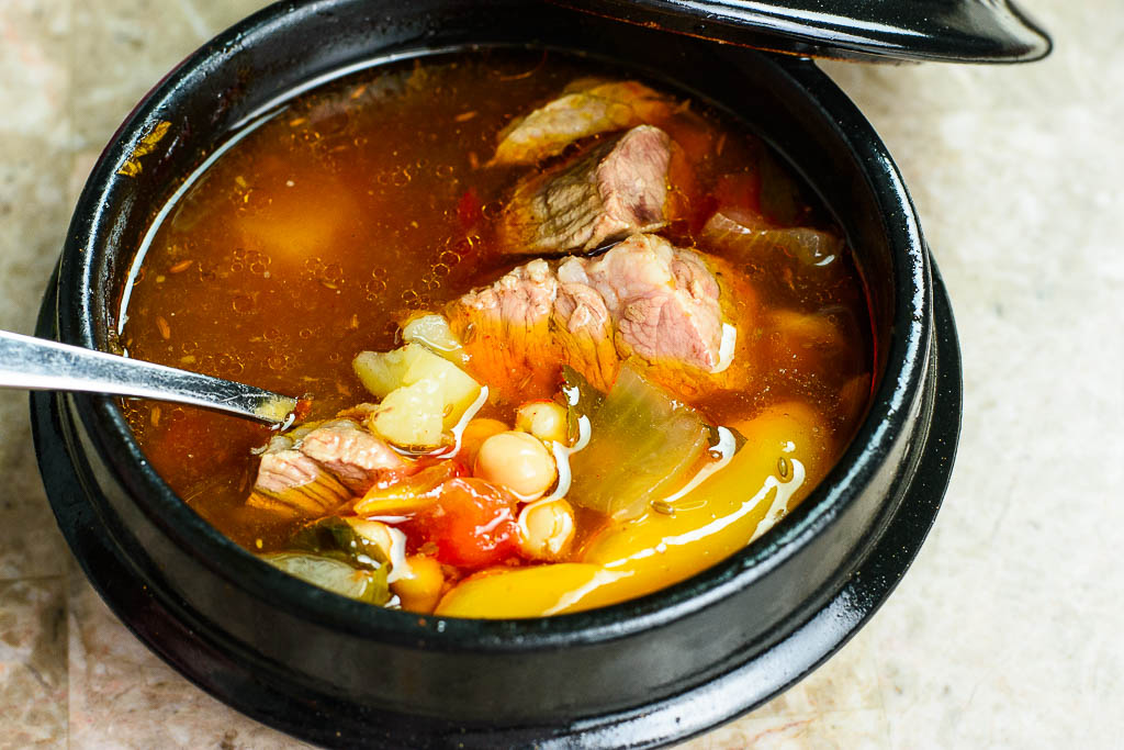 Fire Clay Recipe : Clay pot soup recipe