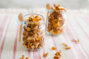 How To Dehydrate Chanterelles