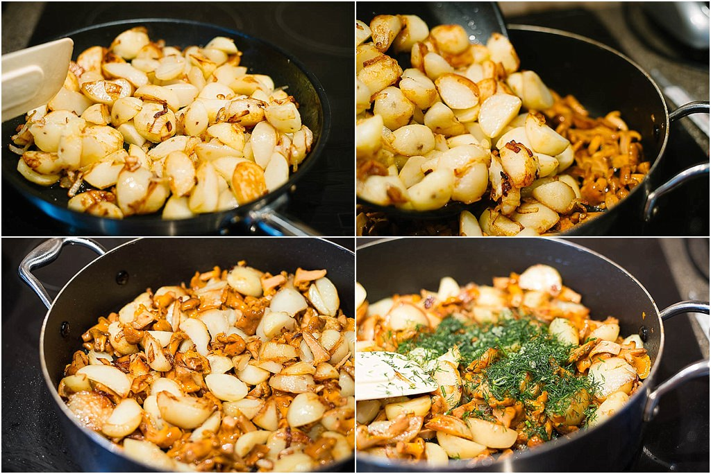 How to fry chanterelles 23