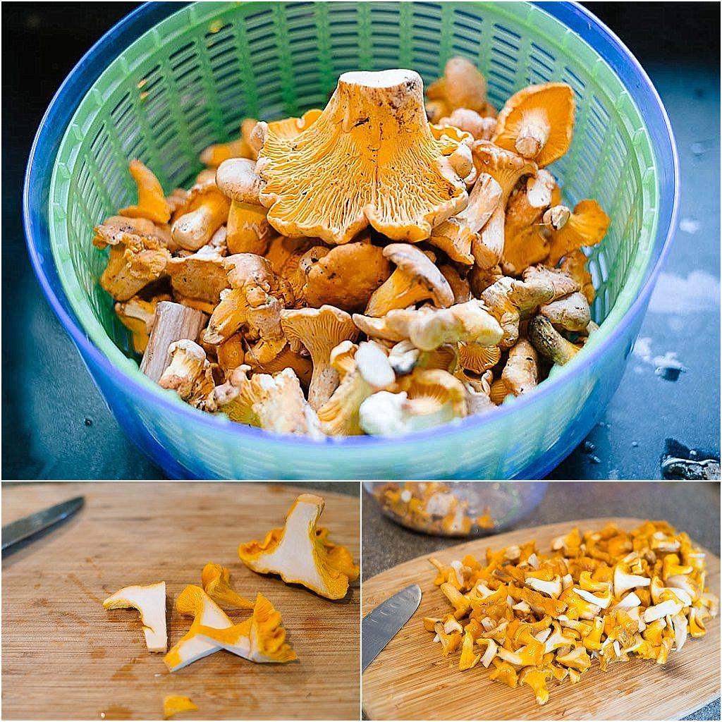 How To Cook Chanterelles?