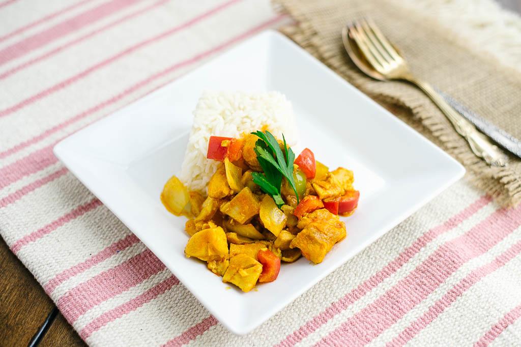 Chicken Jalfrezi Recipe