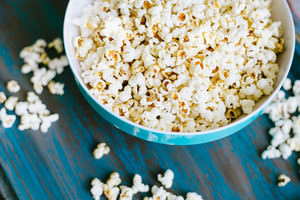 Kettle Corn Recipe