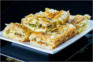 Phyllo Chicken Pie Recipe