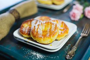 Farmer's Cheese Pancake Recipe